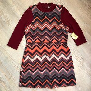 🆕ECI layered Dress NWT